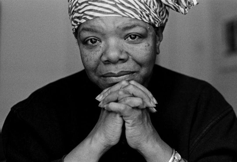Maya Angelou İle Söyleşi