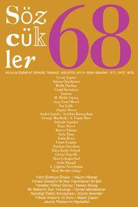 Sözcükler Dergisi 68. Sayı Kapağı